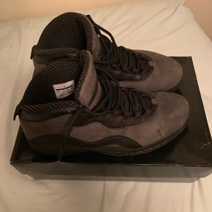 Jordan 10 Dark Shadow